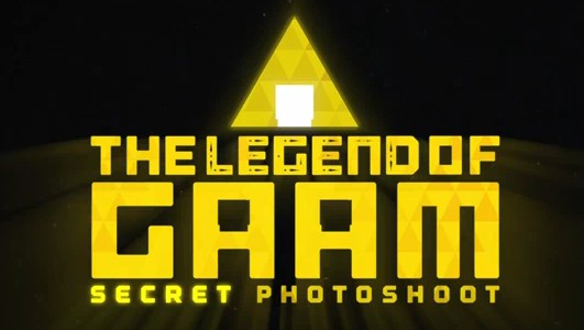 GAAM Legend of Zelda Photoshoot