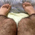 Hairy Leg Stockings For Women Are Disgusting