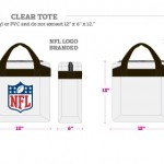 Eagles to Hand Out NFL Approved Clear Purses To All Season Ticket Holders