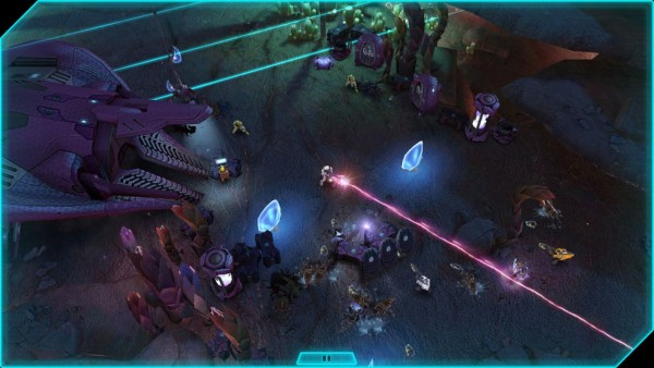Halo: Spartan Assault, Coming in July to a Windows 8 Device Near You