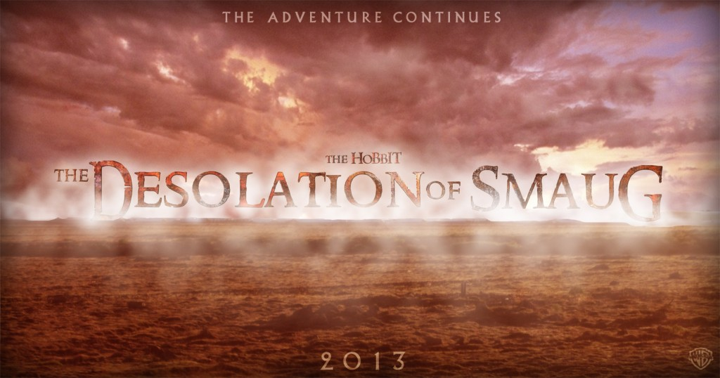 Hobbit: Desolation of Smaug New Trailer