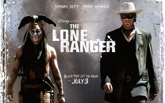 The Lone Ranger's Bumpy Road Back To the Big Screen