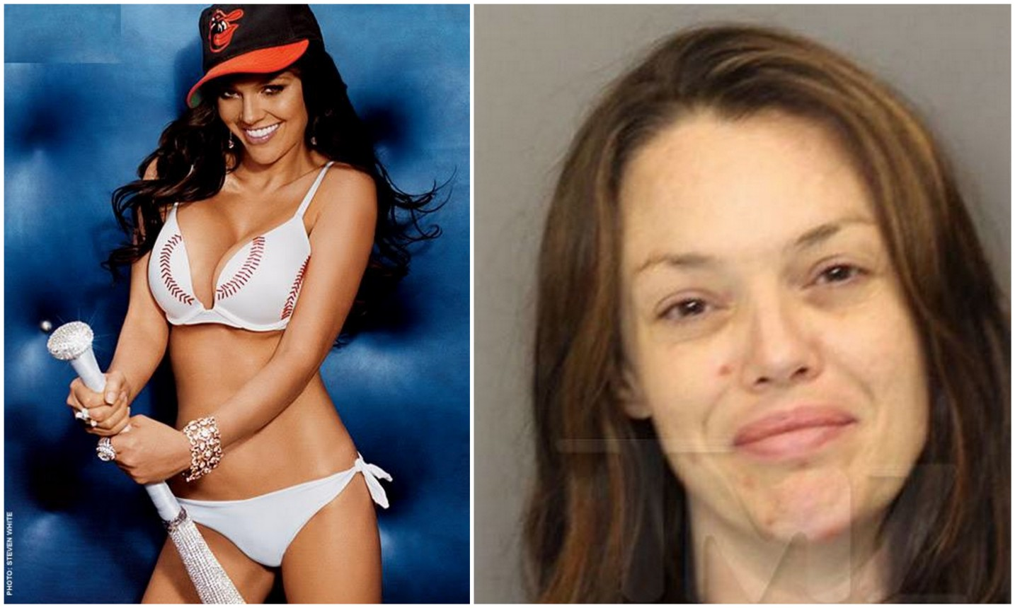 Ex-Baseball Wife Anna Benson Arrested for Threatening Ex With Gun