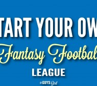Create Your Own Fantasy Football League, how to start a fantasy football league,