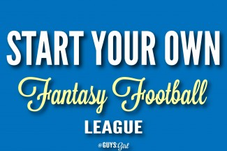 How To Start Your Own Fantasy Football League