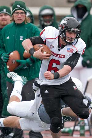 NIU QB Jordan Lynch