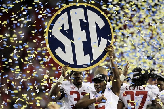 Can the SEC make it 8 in a row? Can anyone beat Alabama?
