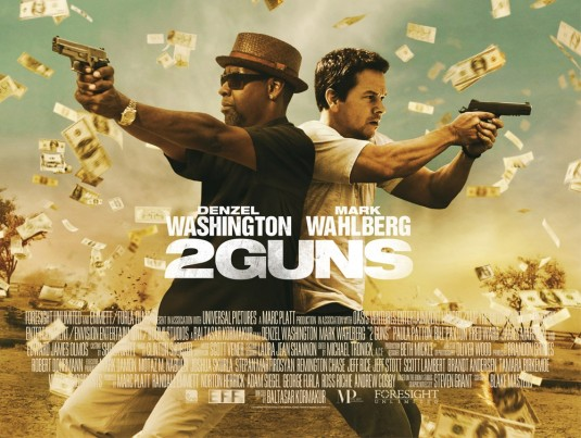 2 Guns Review: A Movie That's Been Done Several Times Before