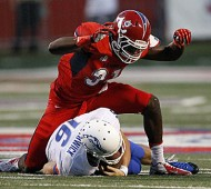 Fresno State and Boise State squared off in a Mountain West Showdown
