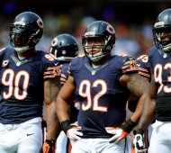 nfl, nfl week 4, chicago bears