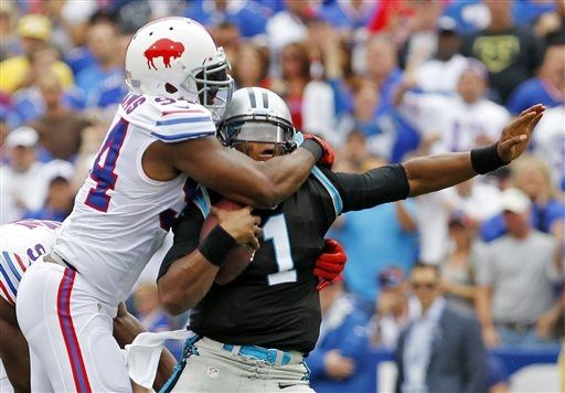 Mario Williams isn't a bust afterall; This and other NFL random thoughts