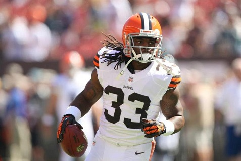 NFL, Trent Richardson