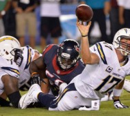 NFL, Week 2, Houston Texans, San Diego Chargers