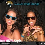 For Female Fans, the NFL Style Lounge is Heaven