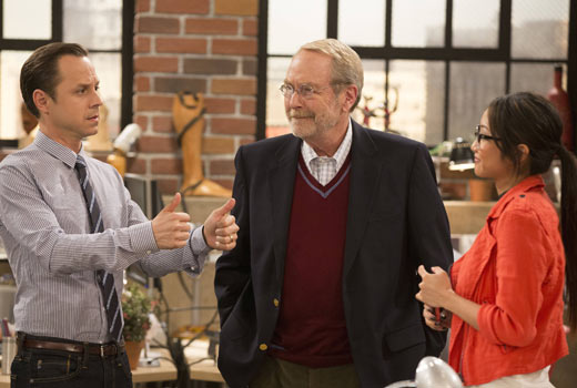 Dads, Giovanni Ribisi, Martin Mull, Brenda Song