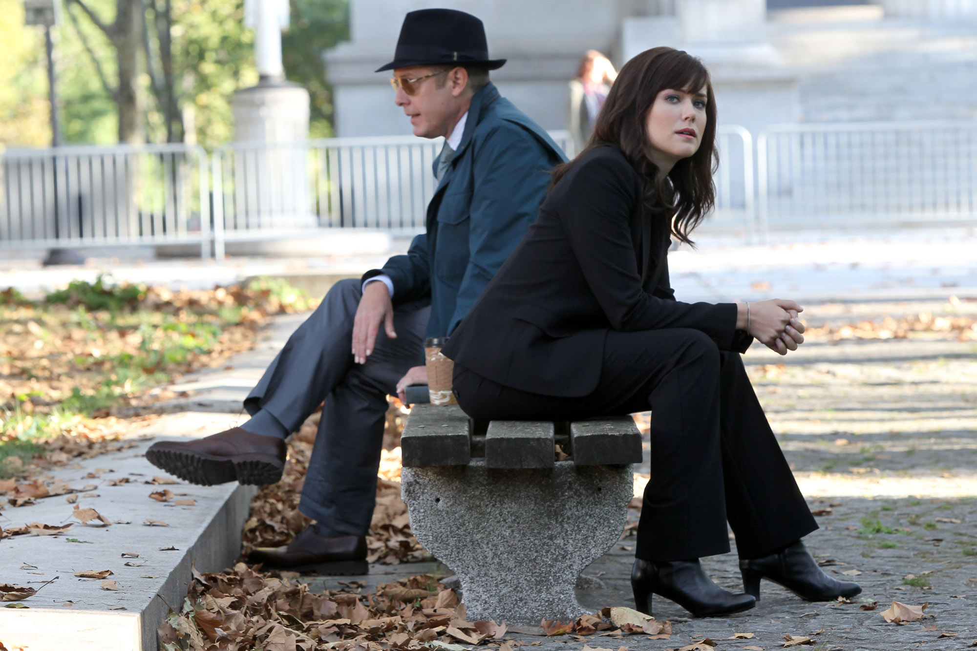 Scandal, Super Fun Night, and The Blacklist [Lazlo's Clicker]