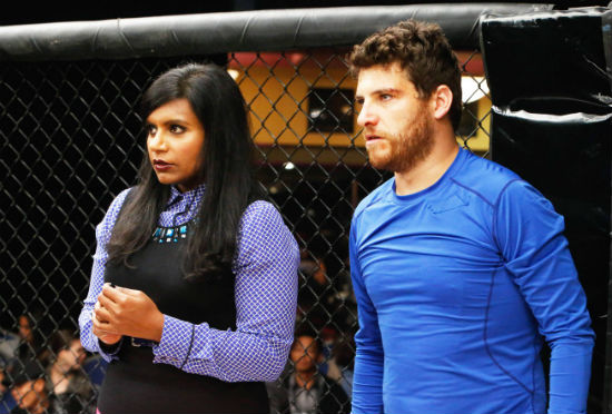 The Mindy Project, Mindy Kaling, Adam Pally