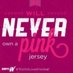 ESPNW creates motivational posters for real female fans