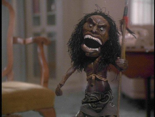 Amelia, Trilogy of Terror