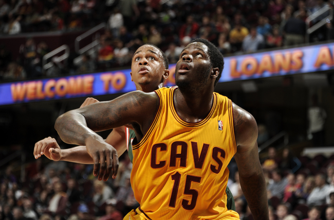 NBA, Eastern Conference, Cleveland Cavaliers, Anthony Bennett