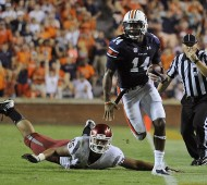 chris davis auburn championship week