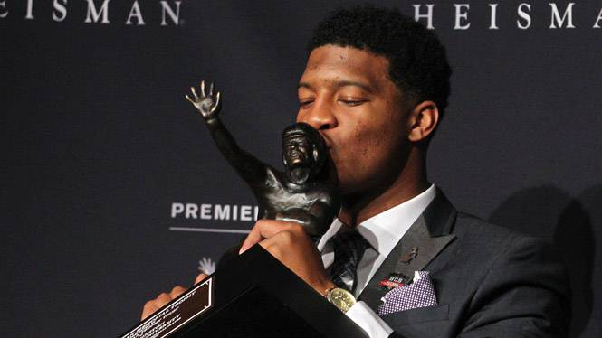 Famous Jameis and The Curse of the Heisman