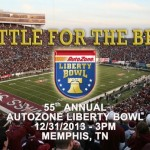Rice is REALLY excited about the Liberty Bowl