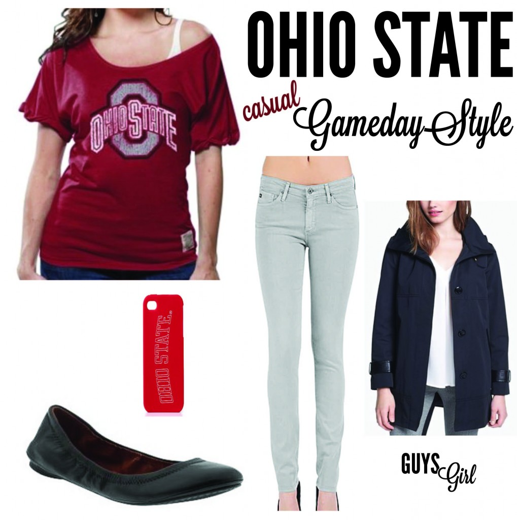 Ohio State Casual