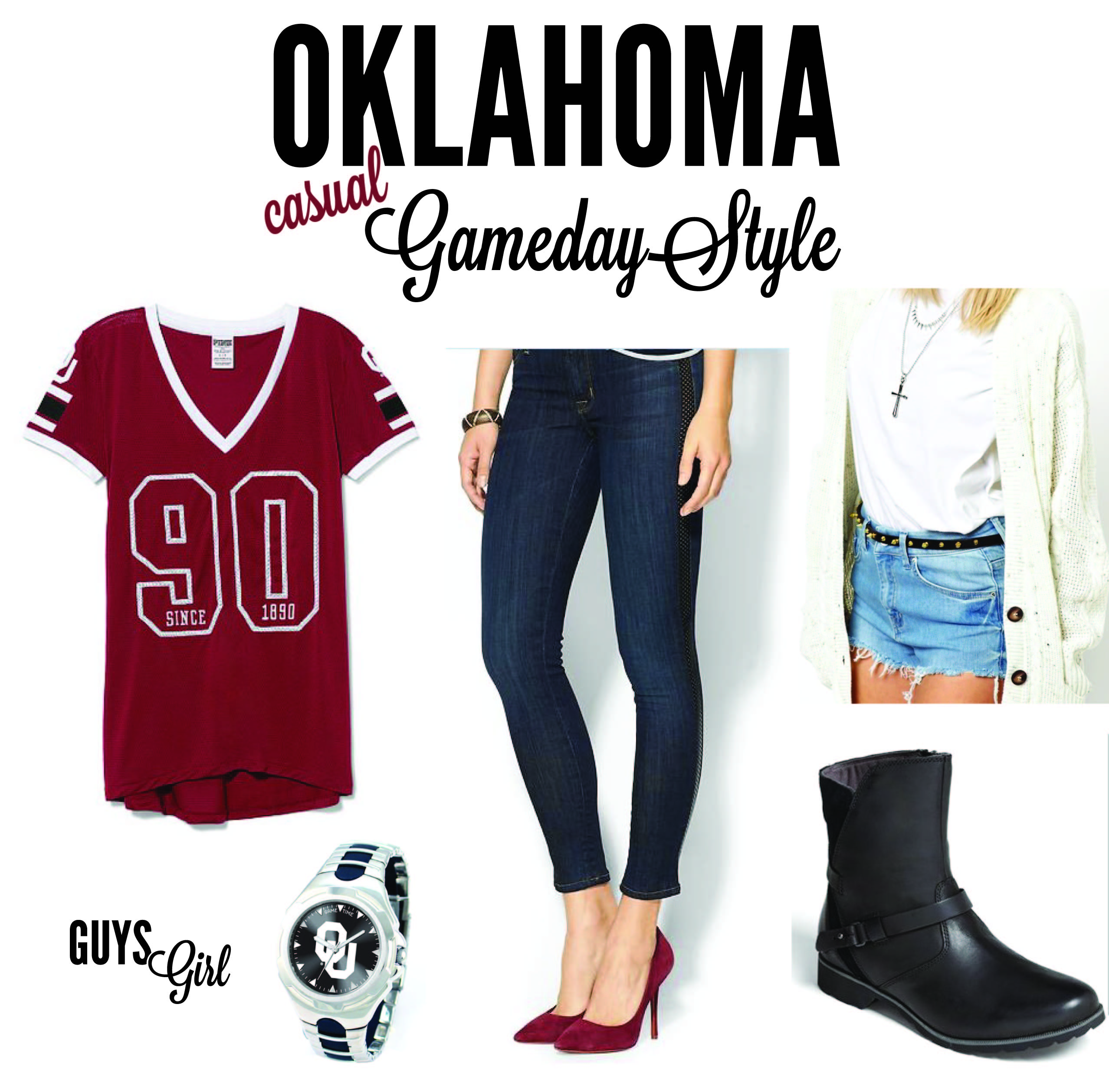Alabama vs Oklahoma Gameday Style and Preview