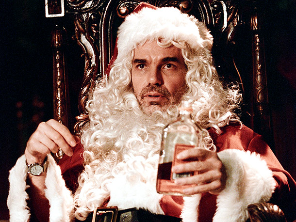 Christmas movies for people who hate Christmas