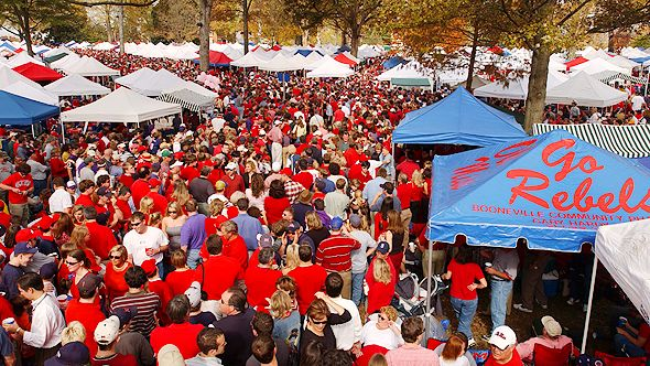 The Female Guide to Surviving Your First College Football Tailgate