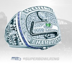 seahawks superbowl ring