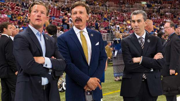 The NFL's Next Move, Part 1: STL Rams Return to LA?