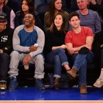 Larry David thinks Knicks games are prettayy prettayy prettyy boring