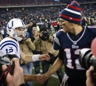 Luck and Brady