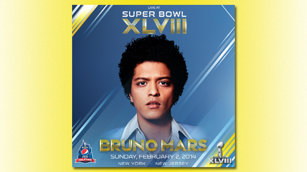 Why Bruno Mars is a smart Superbowl halftime choice