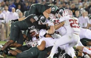 The 2013 college football season enters its final weekend | GuysGirl