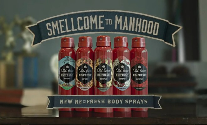 Old Spice debuts creepy Mom commercial