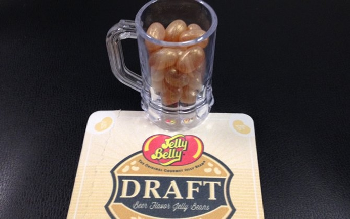 Jelly Belly introduces world's first beer-flavored Jelly Bean