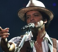 Bruno Mars Moonshine Jungle Tour - San Juan, Puerto Rico
