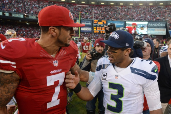 NFC Championship Preview: 49ers vs. Seahawks