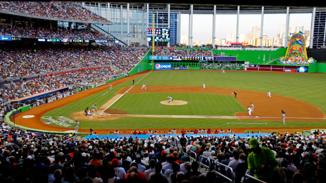 Miami-Marlins-Ballpark
