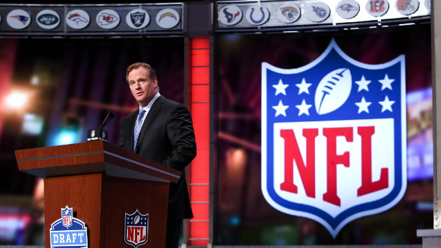 Ten theme songs for top NFL draft picks