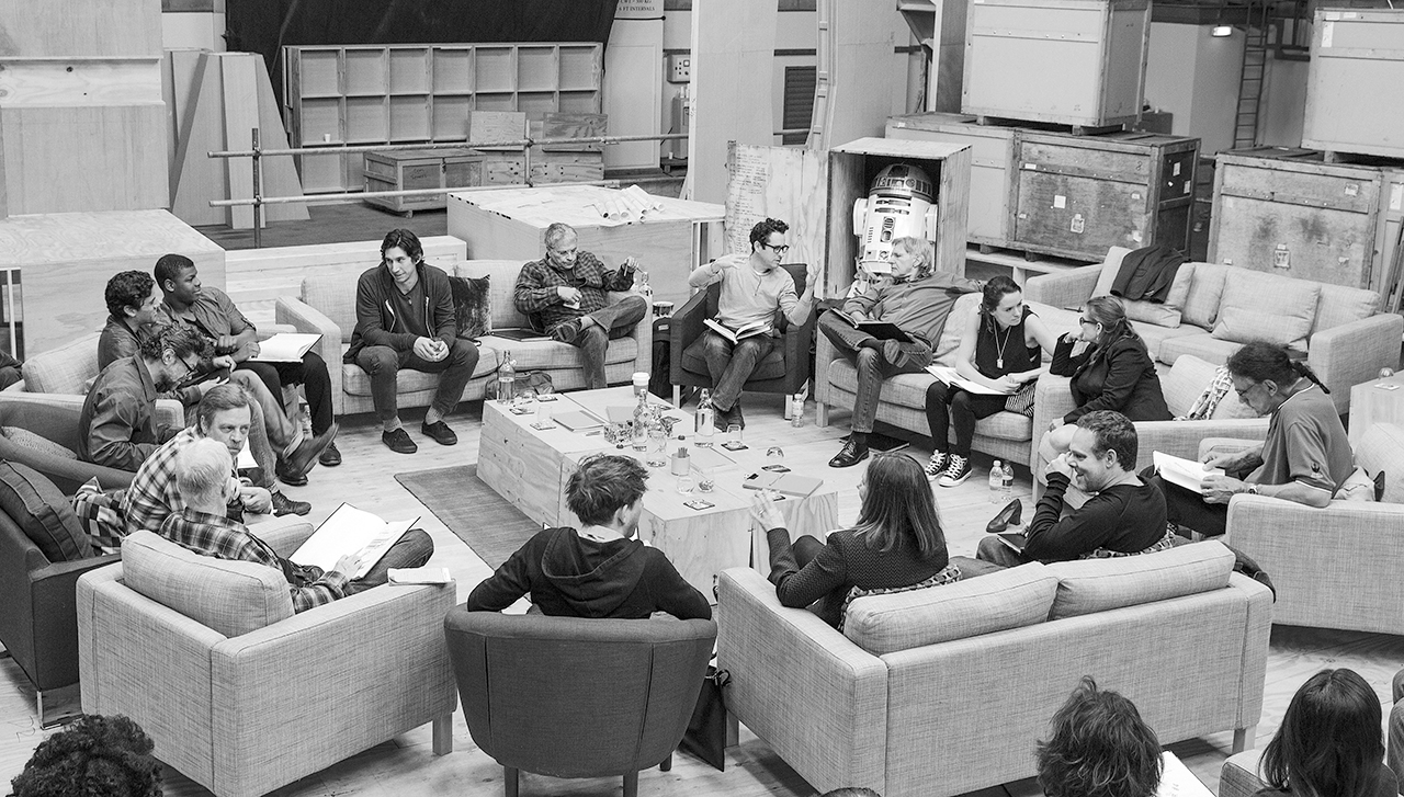 The cast for Star Wars VII has finally been announced