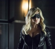 Arrow, Caity Lotz