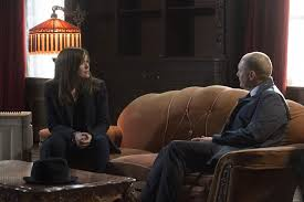 The Blacklist, Megan Boone, James Spader