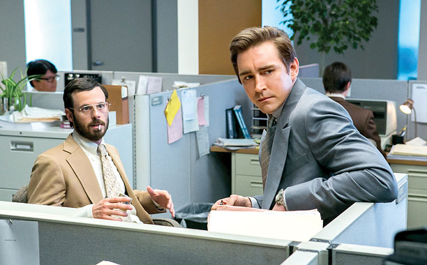 Halt & Catch Fire, Scoot McNairy, Lee Pace
