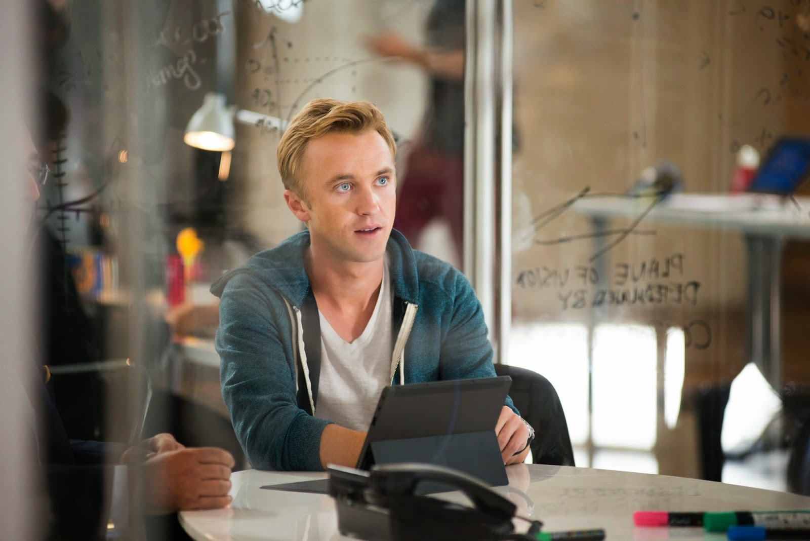 Murder In The First, Tom Felton