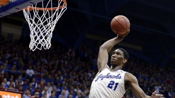 NBA Draft, Joel Embiid