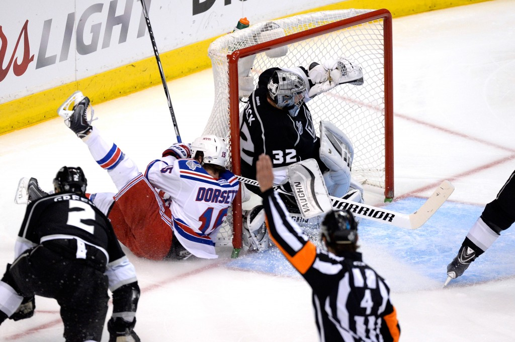 2014 NHL Stanley Cup Final - Game Two